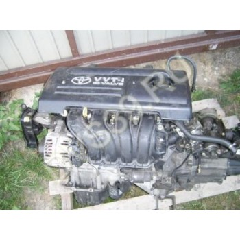 Toyota Corolla 1.4 VVTi - Двигатель