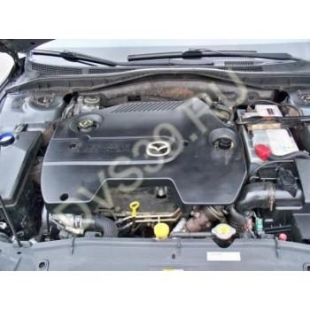 Двигатель MAZDA 6 MPV - 2.0 CITD - 121 136PS - RF5C