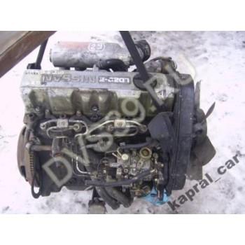 NISSAN VANETTE - Двигатель 2.0 D LD20 II