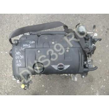 Двигатель 1.6 16V Mini Cooper 07 kod MBGU30