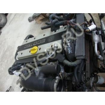 OPEL OMEGA C 2.2 16V 2002r Двигатель Z22XE