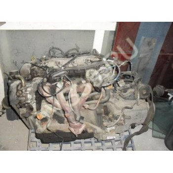 Mazda 626 1.8 16V - Двигатель