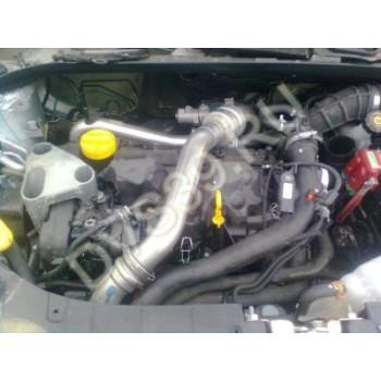 clio III modus 1,5dci 86KM Двигатель  t766
