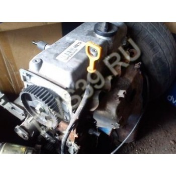 Двигатель KIA PICANTO 1.0 NA
