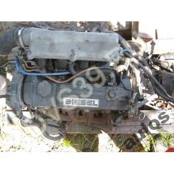 Двигатель opel combo pickup1.7 disel  95