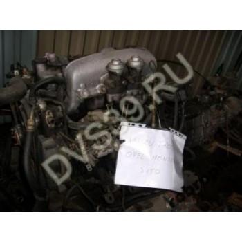 Двигатель ISUZU TROOPER OPEL MONTEREY 3.1