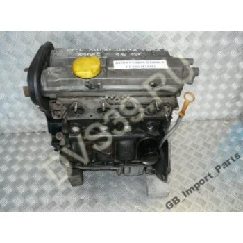ASTRA F CORSA B TIGRA 1.6 16V  Двигатель X16XE F-V