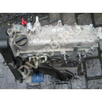 Двигатель Fiat 500 1.2 8V 169A4000