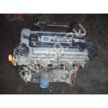 Двигатель Chevrolet Aveo 1.2 16V 08 kod D12B1