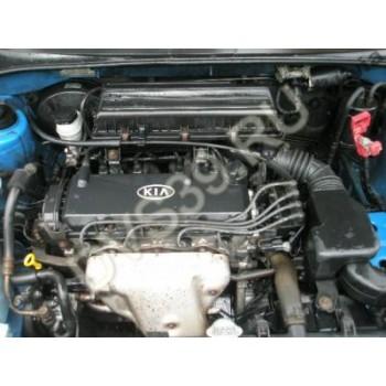 KIA RIO 1.4 16V Двигатель    78000KM