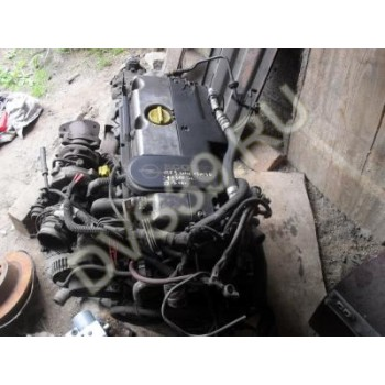 Omega B Двигатель Diesla