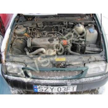 Seat ibiza 1.4 96r Двигатель AEX i