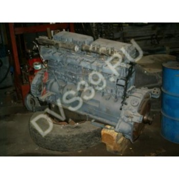 DAF XF 430 EURO3 Двигатель