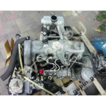mercedes 123 mb100 Двигатель 2.4d diesel