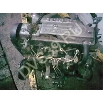 Двигатель FORD COURIER ESCORT FIESTA 1.8 D