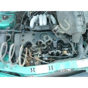 PEUGEOT 106 Двигатель 1.5D