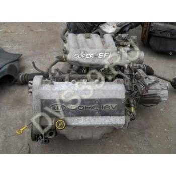 Двигатель KIA SHUMA 1.5 16V BF