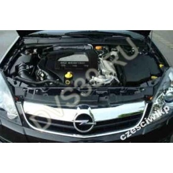 Двигатель 2.8 V6 TURBO Z28NET OPEL VECTRA C SIGNUM