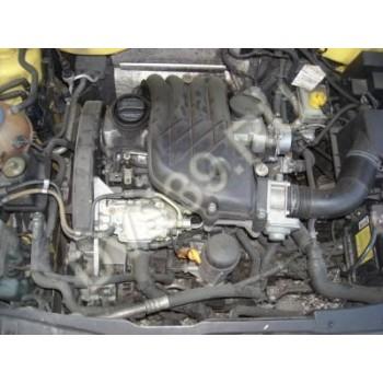 Двигатель 1,9sdi skoda octavia