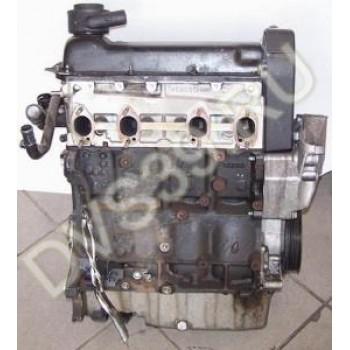 SKODA OCTAVIA Двигатель 2,0 AQY