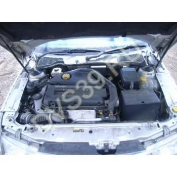 Saab 9-5 95 2.3 t Двигатель b235E b235