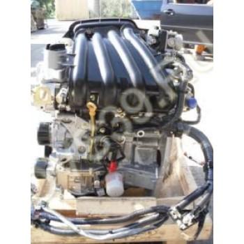Двигатель do NISSAN QASHQAINOTE HR16