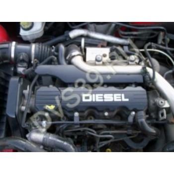 Astra II Двигатель 1.7 DTL