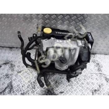 OPEL MERIVA 1.6 8V Двигатель 04r. 58tys. Z16SE