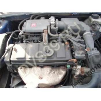 Citroen Saxo 96-03 Двигатель 1,4 Бензин