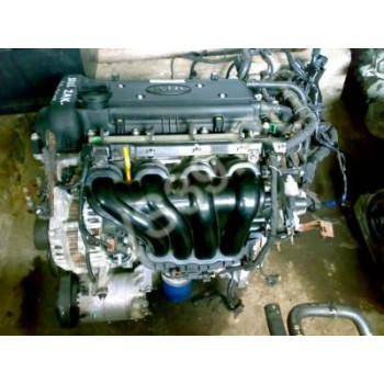 KIA SOUL Двигатель 1.6 Бензин G4FC  7500