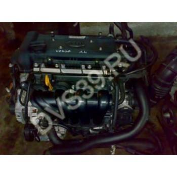 KIA VENGA Двигатель 1.4 Бензин G4FA  500