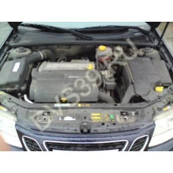 Saab 9-3; 2.0T- 150kM; 06r.-Двигатель