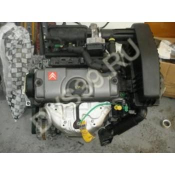 Двигатель  1,1 Бензин Citroen C2 46,5 . km