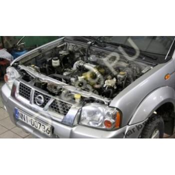 Nissan Pickup D22 Двигатель 2.7TD