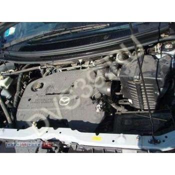 MAZDA 6 Двигатель diesel Двигатель MPV mazda 5
