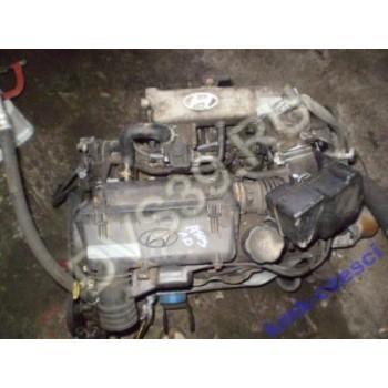 Hyundai Atos Двигатель 1.0 G4HC