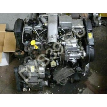 LAND ROVER FREELANDER Двигатель 2.O TD SUPER