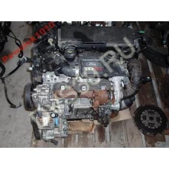 FORD FIESTA FUSION MAZDA 2 - Двигатель 1.4 TDCi