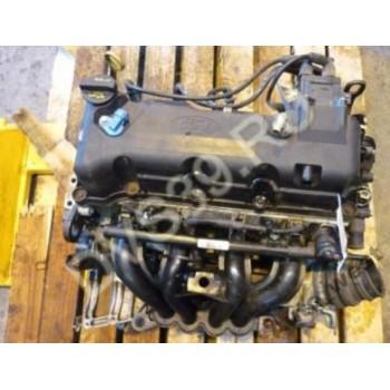 FORD FIESTA MK6 KA  Двигатель 1.3 DURATEC