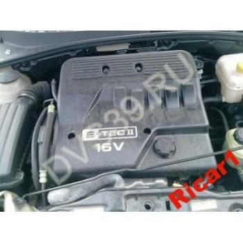 CHEVROLET LACETTI NUBIRA Двигатель 1,6 16V