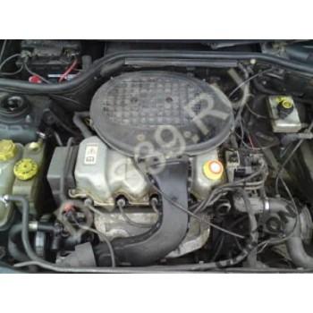 FORD ESCORT FIESTA MONDEO  Двигатель 1,4 8V 100