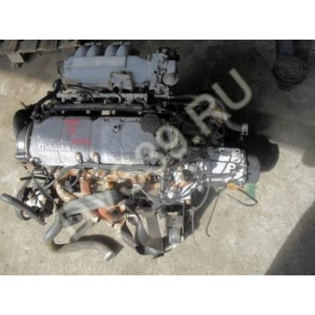 MAZDA 323 121 1.3 16V 96r Двигатель