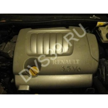 RENAULT VEL SATIS Двигатель 3,5V6 Бензин