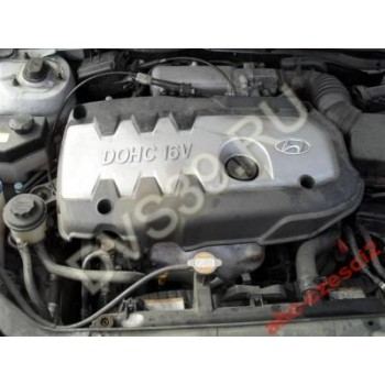 AHC2 HYUNDAI ACCENT USA. Двигатель 1.6 DOHC 16