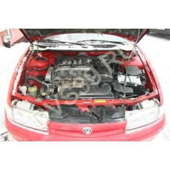 MAZDA 626 2.0 16V 92-97 Двигатель