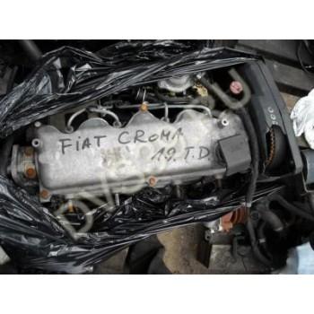 FIAT CROMA 1.9TD Двигатель