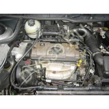 PEUGEOT 206 - Двигатель 1.1(HFZ - 60KM)