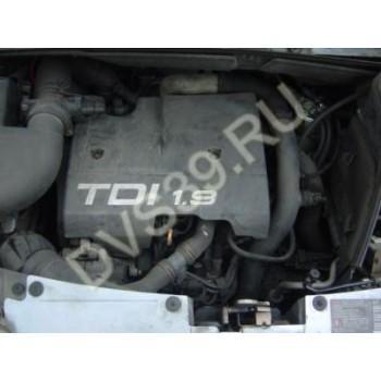 VW SHARAN - Двигатель 1.9TDI (110KM)