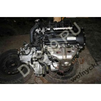 HYUNDAI I10 I 10 Двигатель 1,2 16V CVVT G4LA