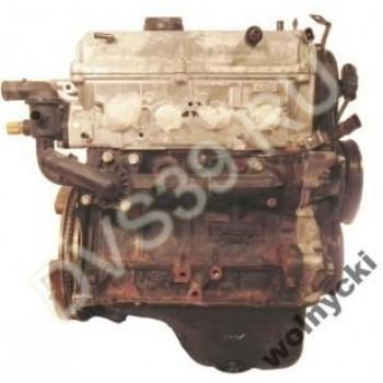 HYUNDAI GETZ ATOS 1,1 Двигатель G4HG